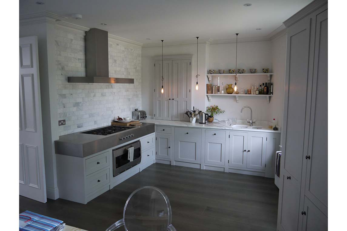 House, Holland Park - Interior view - Kitchen design